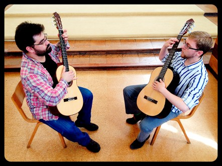 photographer: Eric Egan; performing 'a kind of nostalgia' with Diego Castro Magas