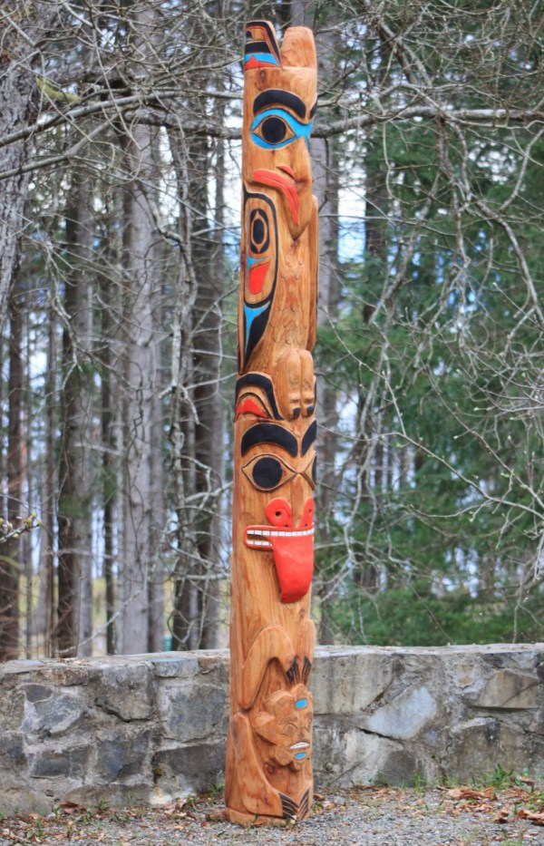 Friends of the Sky - Totem Pole