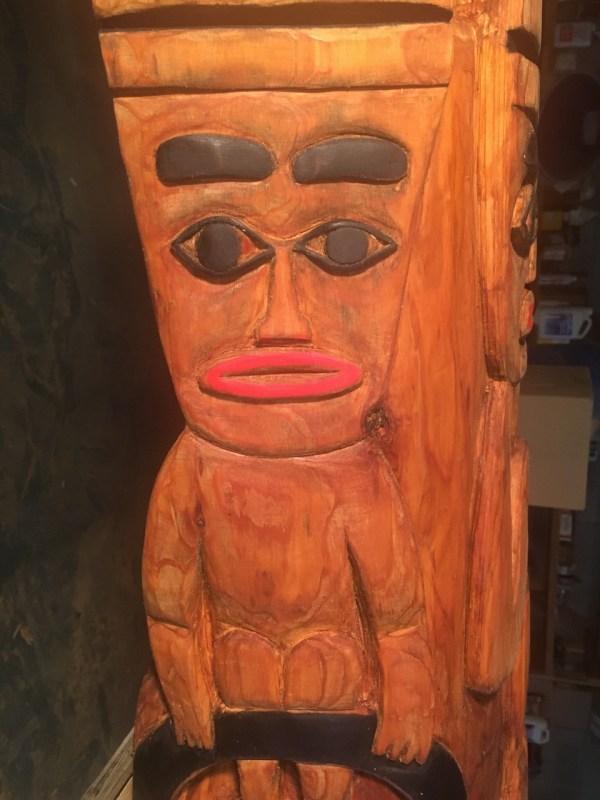 Traveller - Totem Pole