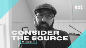 Consider the Source is a project that audits the way we consume, share, and produce media.