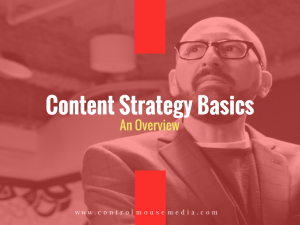 Learn the basics of content strategy for small business in this free online course from Michael Boezi, Owner and Managing Director of Control Mouse Media, LLC.