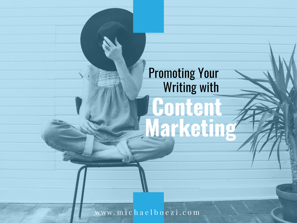 What is content marketing and why is it important for writers? Here's why content marketing is the only marketing left – and how that's a great thing for authors.