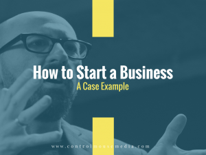 Learn how to start a business in this free online course from Michael Boezi, Owner and Managing Director of Control Mouse Media, LLC.