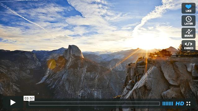 National Park Week: Yosemite HD