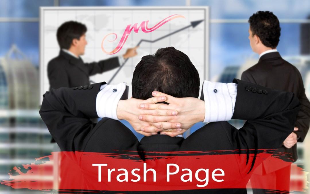 Trash Page