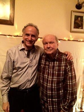 Charles Moss friend of Raphael Bronstein and Michael Braudy on Jan 2, 2014