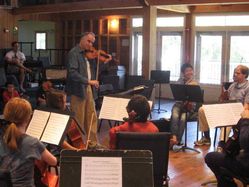 Greenwood Music Camp Raga for Orch June 24 2012 2