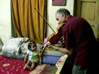 Parameshwari 1 - friend's grand-daughter in Kolkata Feb 2012