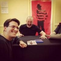 Monster-Mania 27: Meeting Robert Englund