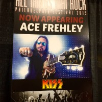 Ace Frehley Invades PA