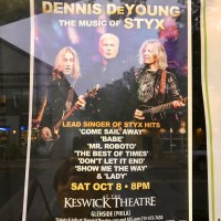 Meeting Dennis DeYoung