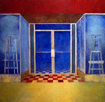Boise Blue Doors