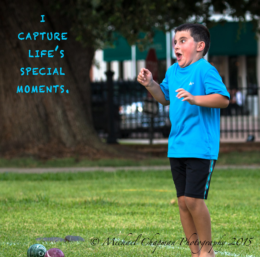 Natchez Photographer & Videographer: A very expressive child playing in the park
