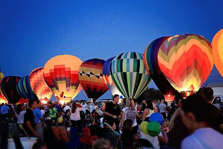 All Ohio Balloon Festival