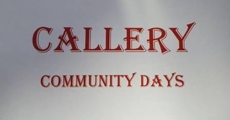 Callery Community Days