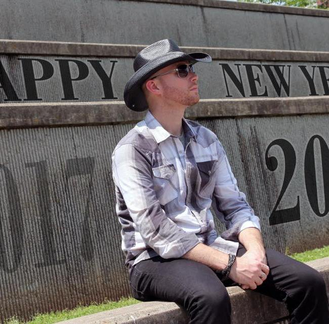 Happy New Year 2018 from Michael Christopher