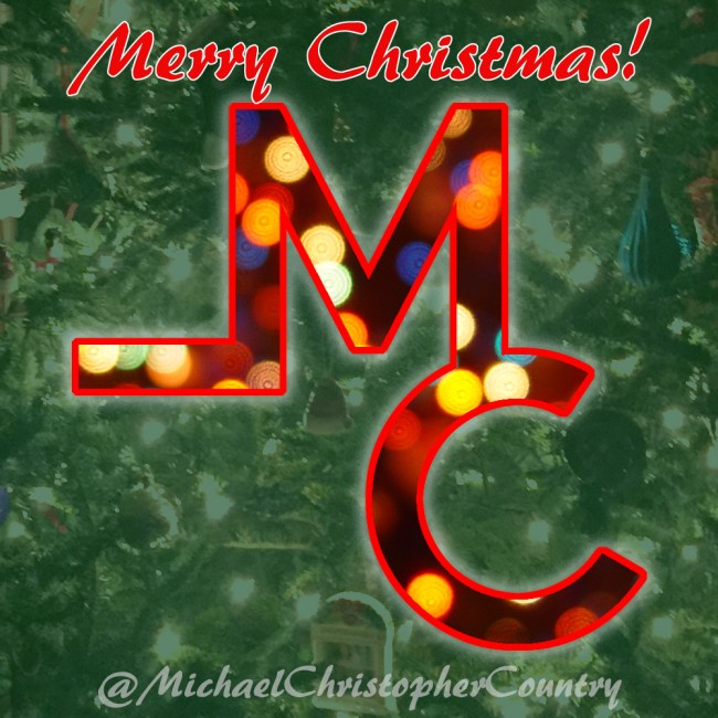Merry Christmas from Michael Christopher