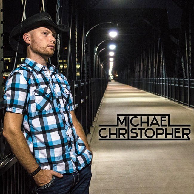 Michael Christopher Album Art
