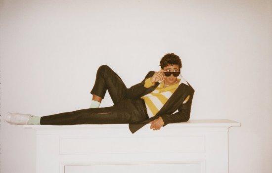 PRESS: Flaunt Magazine Interviews Michael