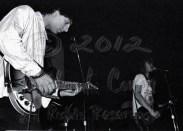 Lee Renaldo & Kim Gordon 2 [Sonic Youth - I Beam, SF 7-7-86]