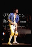 Mick Jagger gestures [The Rolling Stones - Rupp Arena, Lexington Ky 12-11-81]