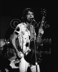 Michael Conen - Mick Jagger & SG in hand [The Rolling Stones - R