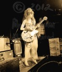 Poison Ivy SEPIA [The Cramps - I Beam, SF July, 1986]