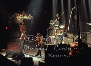 The Who complete from side stage [The Who - Rupp Arena, Lexington Ky 7-11-80]