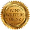 Seal for the Independent Wine Reviewers of New Zealand