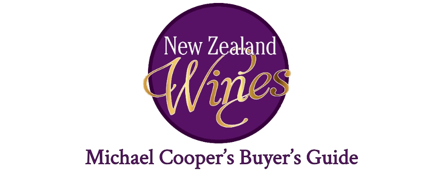 Michael Cooper's New Zealand Wines