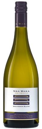 Nga Waka Martinborough Sauvignon Blanc 2020