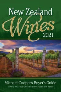 Cover art for NZ Wines 2021