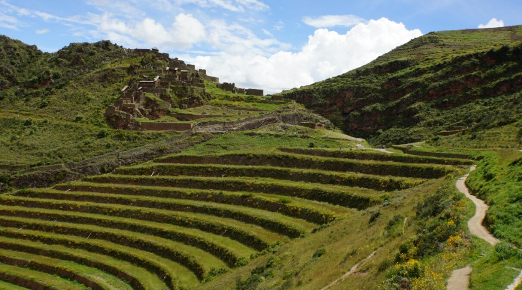 Pisac Terraces