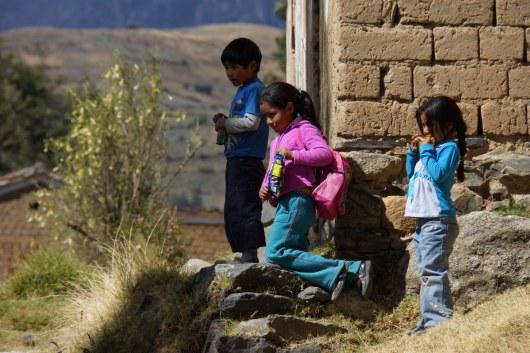 Huaraz Children