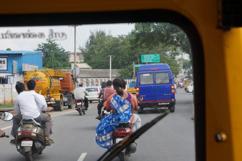 Puducherry Rickshaw