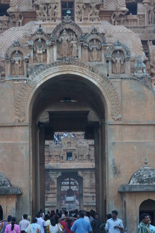 Brihadishwara Temple Gate