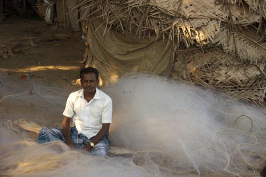 Tharangambadi Fishermen