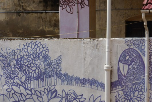 Fort Kochi (Cochin) Graffiti