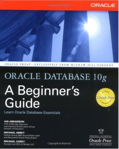 Oracle 10g A Beginner Guide