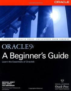 Oracle 9i A Beginners Guide