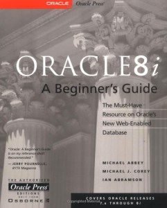 Oracle8i A Beginner Guide