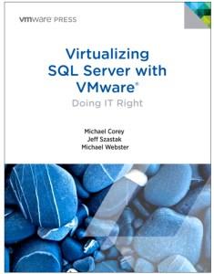 Virtualizing SQL Server Book
