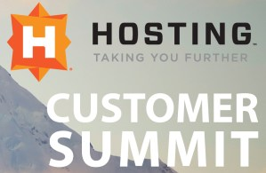 Hosting Custoemr Summit 2015
