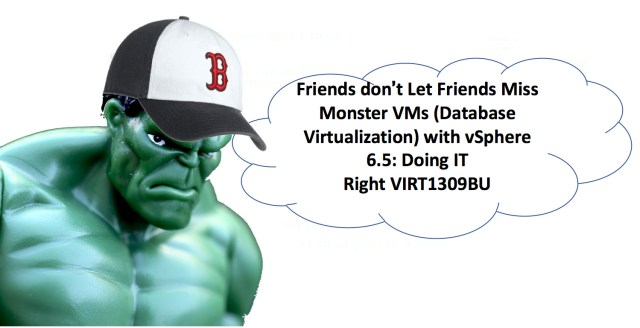 VIRT1309BU Monster VM