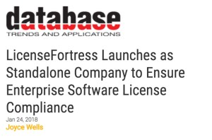 LicenseFortress Launches