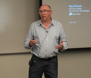 Ray O'Farrell EVP & CTO VMware