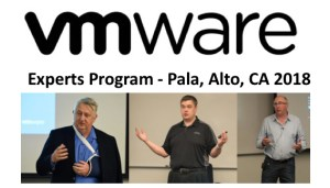 VMware Experts Program Big Data