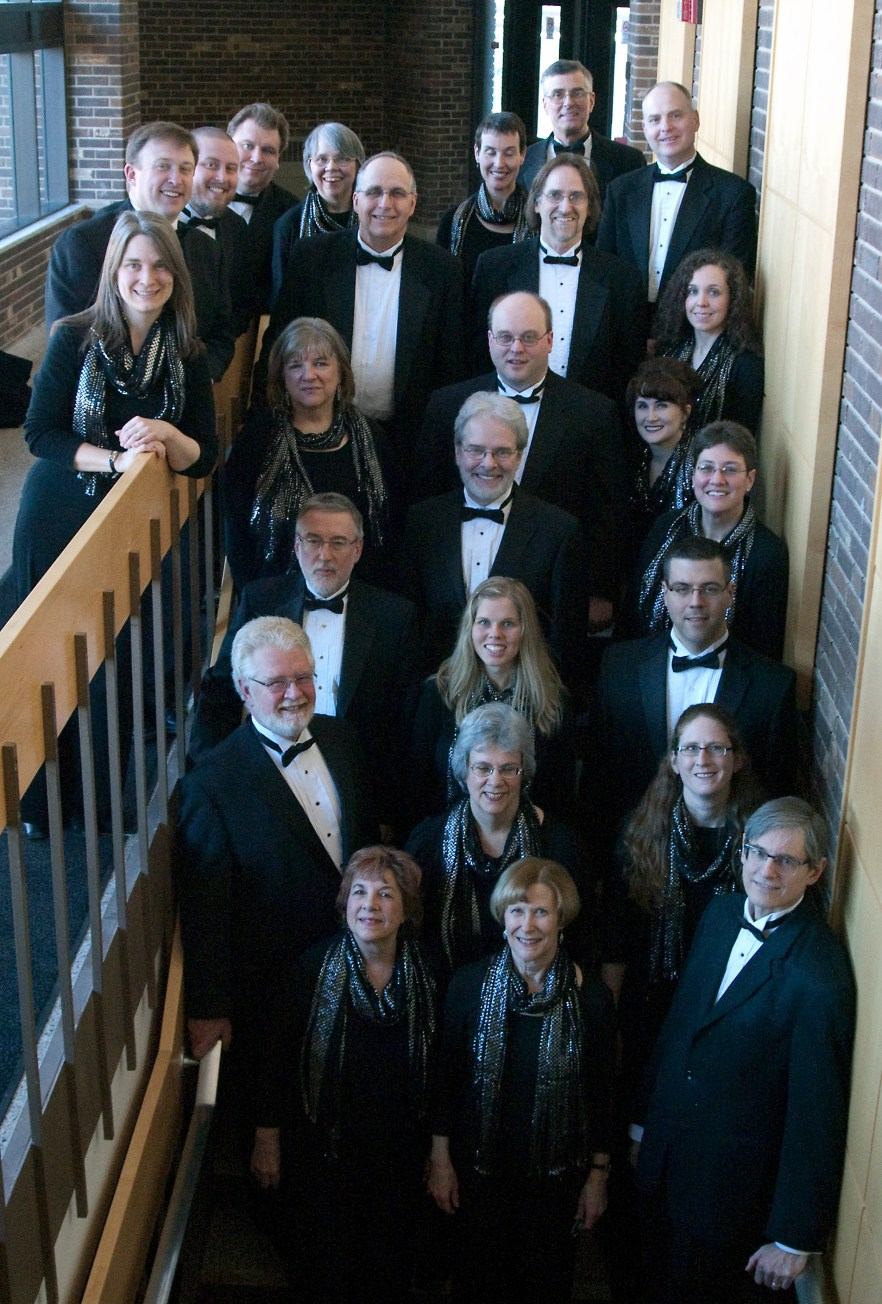 The Syracuse Vocal Ensemble, Robert Cowles, director