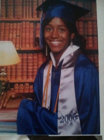 Kimberly Whalen- 2006 MDJ Mem Fdn Scholarship Winner