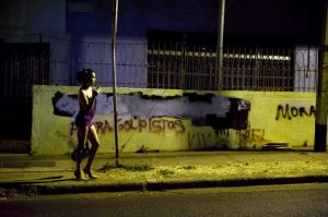 Transsexual Prostitutes in Tegucigalpa